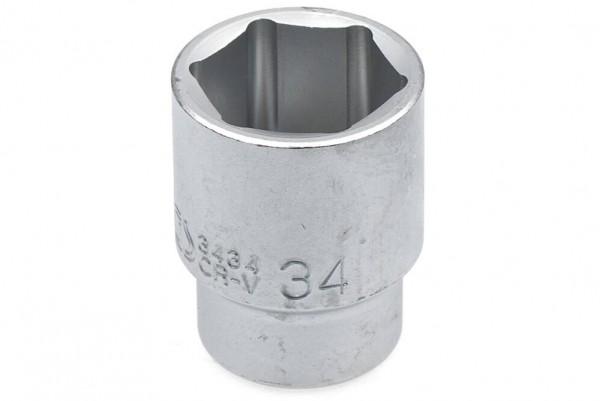 "BGS 3434 Steckschlüssel SW 34 mm 3/4"" Pro Torque®"