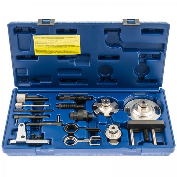 Asta A-8215UPG Motor Einstell Werkzeug Satz Audi VW 2.7 und 3.0 TDI V6