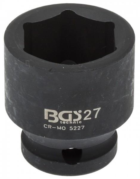 """BGS 5227 Schlagschrauber Nuss Einsatz SW 27 mm 1/2"""""""
