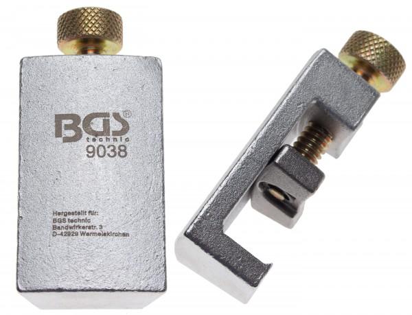BGS 9038 Klima-Keilrippenriemen-Installationswerkzeug für BMW N62 / MINI W17
