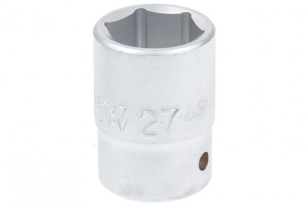 "BGS 3427 Steckschlüssel SW 27 mm 3/4"" Pro Torque®"
