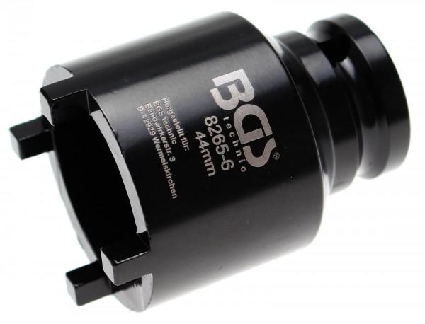 BGS 8265-6 Nutmutter-Einsatz mit Aussenzahn, 44x5.0 mm