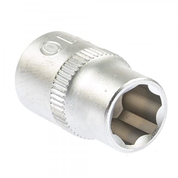 """BGS 2370 Steckschlüssel-Einsatz SW 10 mm 3/8"""" Super Lock"""