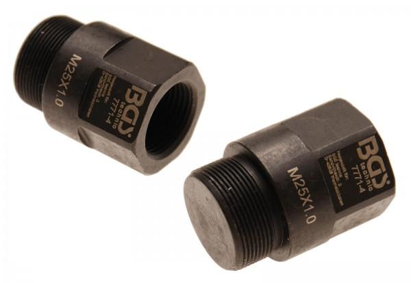 BGS 7771-4 Injektoren-Demontageadapter M25xM20x41 mm