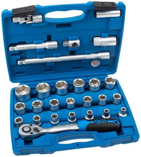 """BGS 2216 Steckschlüsselsatz 1/2"""" Zoll-Werkzeug"""