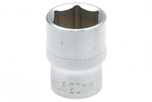 """BGS 2920 Steckschlüssel Einsatz SW 20 mm 1/2"""""""