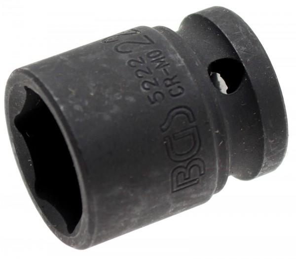 """BGS 5222 Kraft-Einsatz, 22 mm, 1/2"""""""