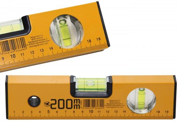 BGS 50869 Wasserwaage 200 mm