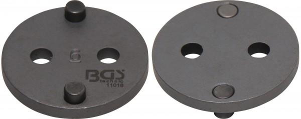 BGS 11018 Bremskolbenrückstelladapter 6 für VW / Nissan / Jaguar