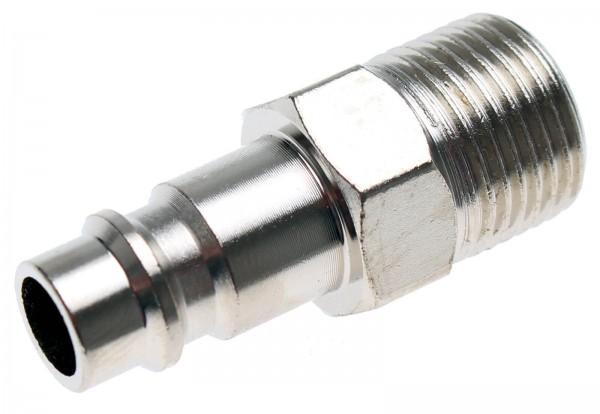 """BGS 3222-4 Druckluft-Stecknippel mit 3/8"""" Aussengewinde"""