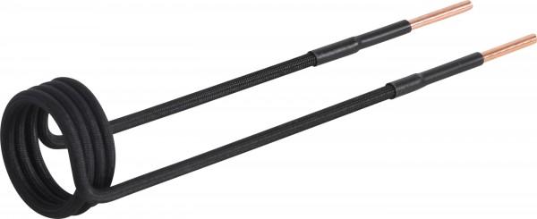 BGS 2169-1-32 Induktions-Spule, für Induktionsheizgerät 2169, gerade Bauform, 32 mm