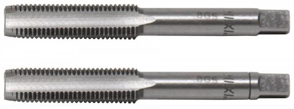 BGS 1900-M11X1.25-B Gewindebohrer M11x1.25, Vor- & Fertigschneider, 2-tlg.