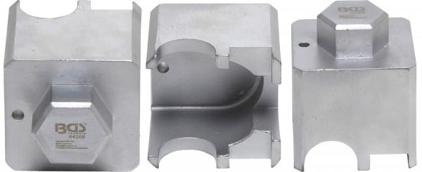 BGS 64205 CNG Flaschenventil-Schlüssel für Citroen C3 (großes Ventil)