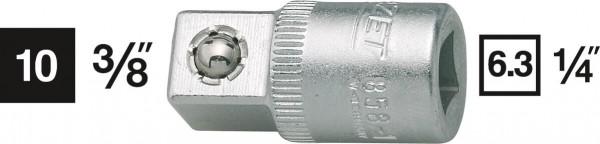 Hazet 858-1 Adapter Vierkant 63 mm 1/4 Zoll