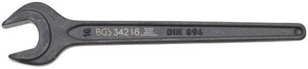 BGS 34216 Einmaulschlüssel, 16 mm