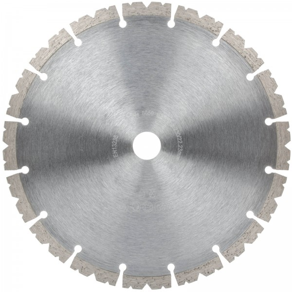 Pretool 100081 Diamant Segment Trennscheibe 230 mm Beton Baustellenmaterial