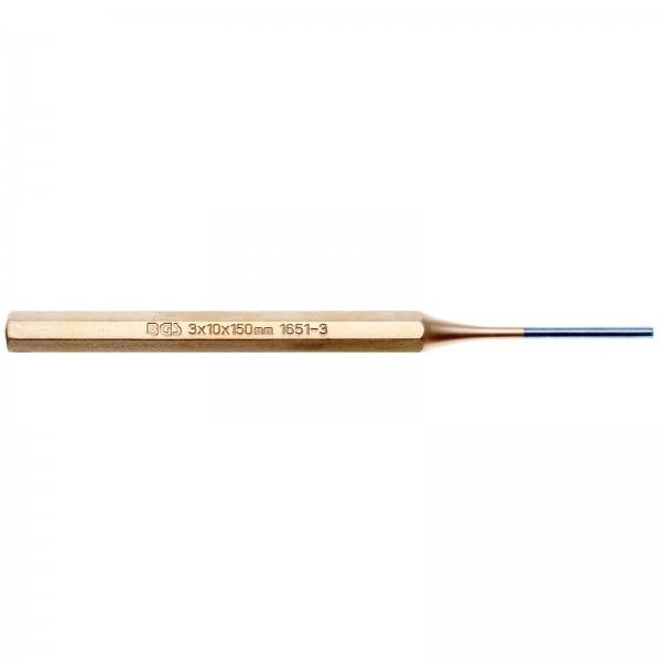 BGS 1651-3 Splintentreiber 3 mm, 150 mm lang