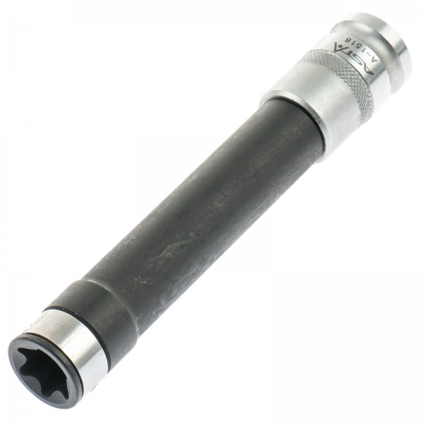 Asta A-1518 E18 Außen Torx Steckschlüssel extra lang Schlüsselweite