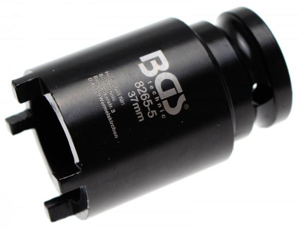 BGS 8265-5 Nutmutter-Einsatz mit Aussenzahn, 37x4.5 mm