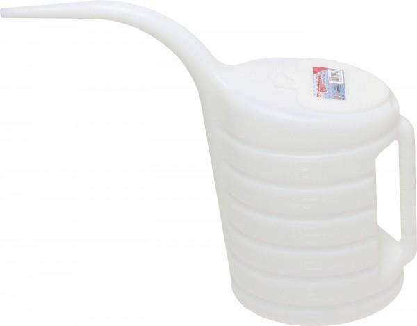 BGS 9164 Kühlwasserkanne, mit langem Einfüllstutzen, 5 Liter