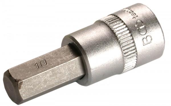 """BGS 2582 Bit-Einsatz, 3/8"""", Innen-6-kant, 10 mm"""