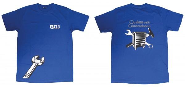 BGS 16 BGS T-Shirt, Größe XXL