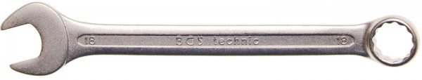 BGS 30568 Maul-Ringschlüssel, 18 mm