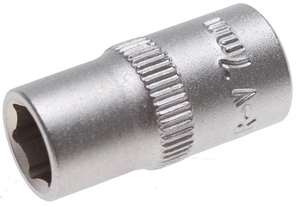 """BGS 2479 Steckschlüssel-Einsatz """"Pro Torque®"""" 1/4"""", 7 mm"""