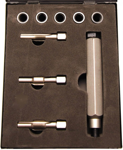 BGS 8648 Reparatursatz für Glühkerzengewinde, M9 x 1,0