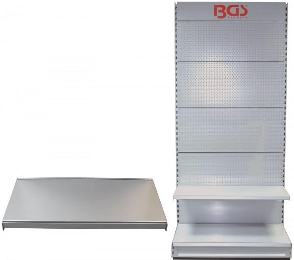 BGS 49-3 Zusatz-Boden 100 x 47 cm für Ausstellungswand Art. 49