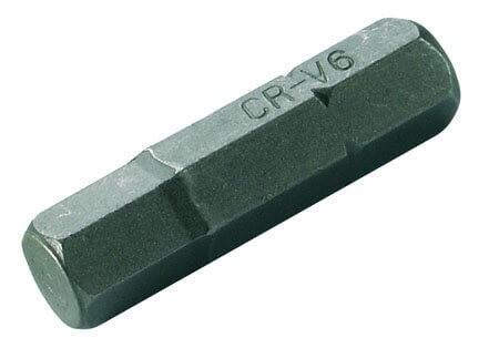 "BGS 4388 Innen-6-kant Bit 8 mm, 30 mm lang, 5/16"" Antrieb"
