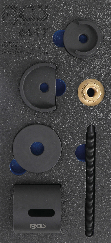 bgs 9447 werkzeugsatz f r querlenker hydrolager bei mini. Black Bedroom Furniture Sets. Home Design Ideas