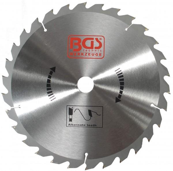 BGS 3957 Hartmetall-Kreissägeblatt 315 x 3.0 x 30 Z=30 Wechselzahn