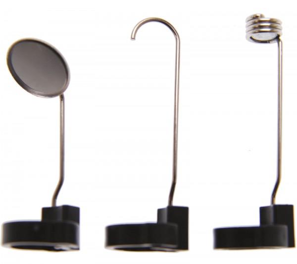 BGS 63211 45° Seitenspiegel für Endoskop Art. 63210