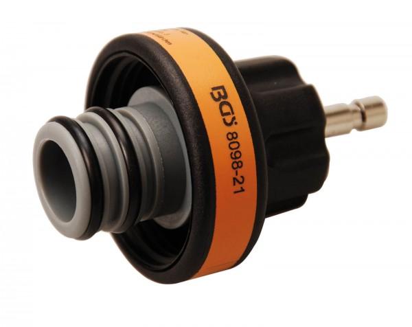 BGS 8098-21 Adapter 21, Saab, Fiat, Opel, für Art. 8098 / 8027