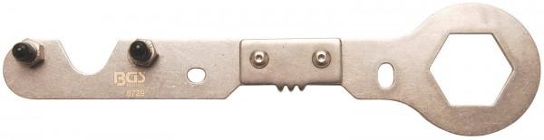 BGS 8729 3-in-1 Kupplungs- / Variomatikwerkzeug für Piaggio