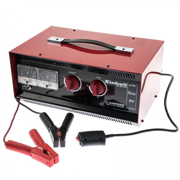 Einhell 10.781.21 Batterie-Ladegerät CC-BC30