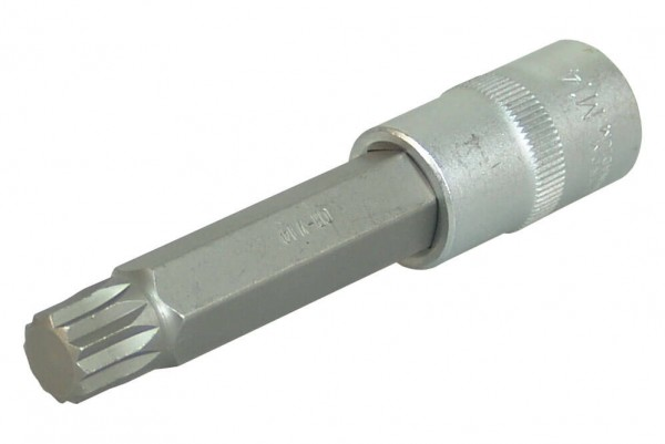 """BGS 4364 Innenvielzahn Steckschlüssel M14 x 100 mm 1/2"""""""
