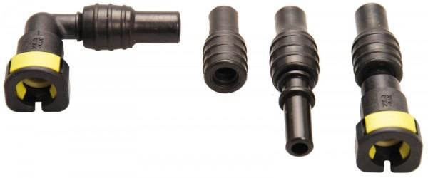BGS 8066-2 Schlauch- / Rohrverbindersatz zum Entlüften von Dieselanlagen
