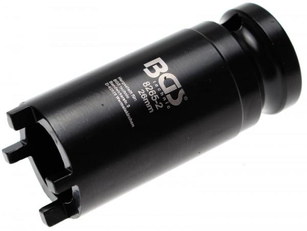 BGS 8265-2 Nutmutter-Einsatz mit Aussenzahn, 26x3.5 mm