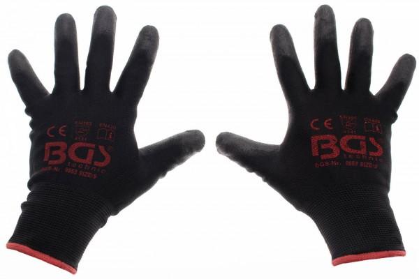 BGS 9953 Mechaniker-Handschuhe, Größe 9 / L