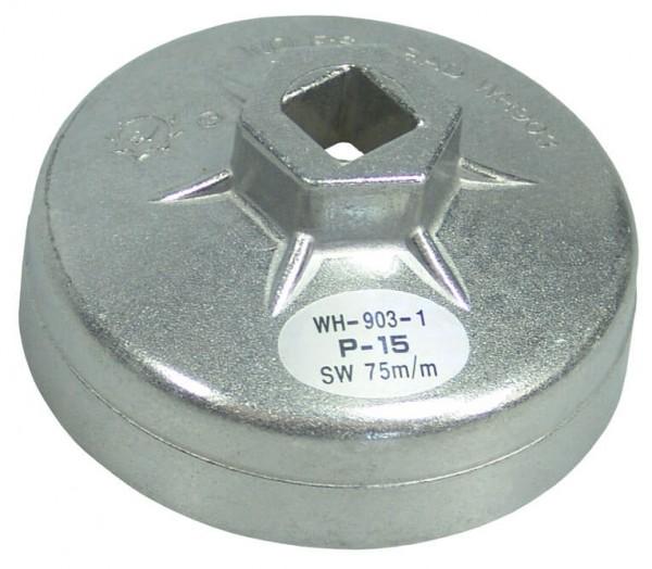 BGS 1045 Ölfilterkappe