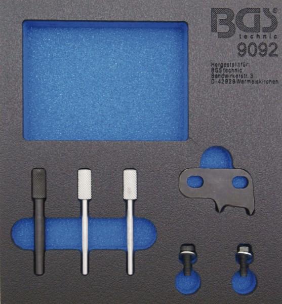 BGS 9092 Motor-Einstellwerkzeug-Satz für MINI / Citroen / Peugeot 1,6 Diesel