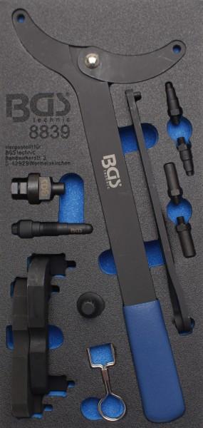 BGS 8839 Motor-Einstellwerkzeug-Satz für VAG 2,0/3,0 TFSi