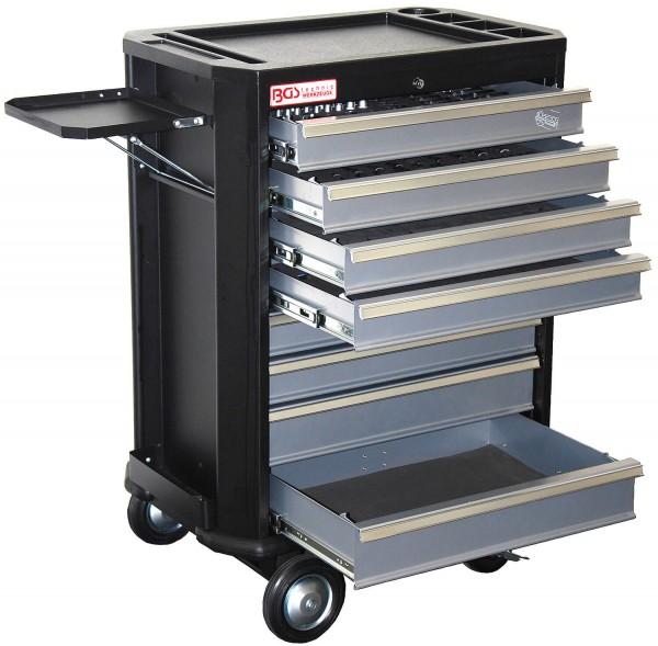 BGS 4100 Werkstattwagen 8 Schubladen, ohne Werkzeug