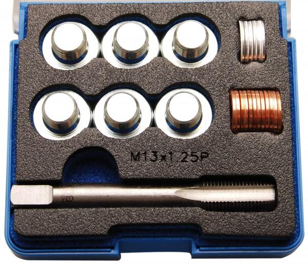 BGS 168 Reparaturset für Ölablassgewinde, M13x1,25