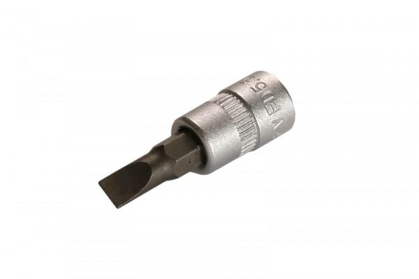 """BGS 2494 Steckschlüssel-Einsatz 1/4"""", Schlitz 5.5 mm"""