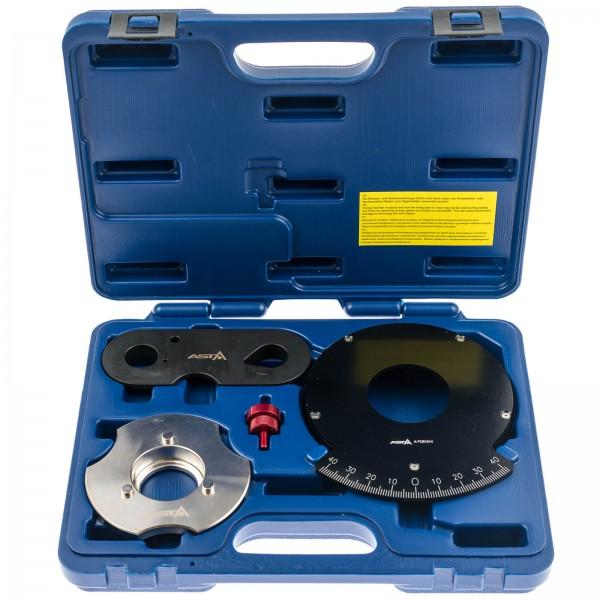 Asta A-TCE1214 Steuerketten Messgerät für VAG 1.2 und 1.4 Liter TFSi