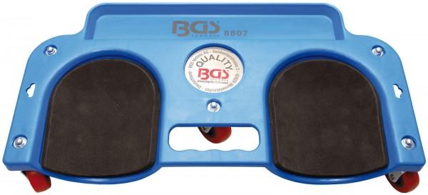 BGS 8807 Kniebrett mit Rollen