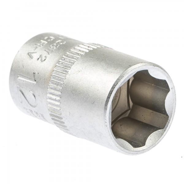"""BGS 2372 Steckschlüssel-Einsatz SW 12 mm 3/8"""" Super Lock"""
